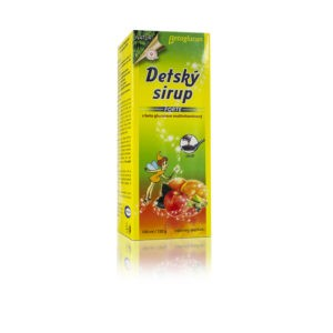 detsky sirup forte vacsi