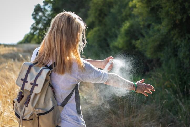 ochrana pred hmyzom